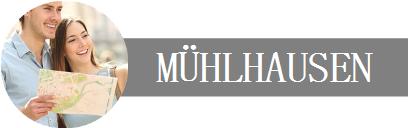 Deine Unternehmen, Dein Urlaub in Mühlhausen Logo